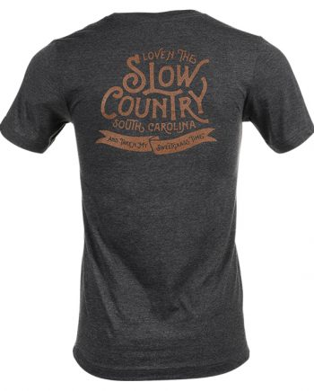 Slowcountry Sweetgrass Time tshirt